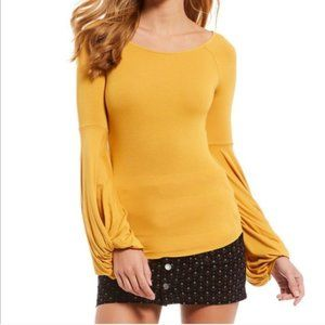 NWT Free People To The Tropics Top Size Small